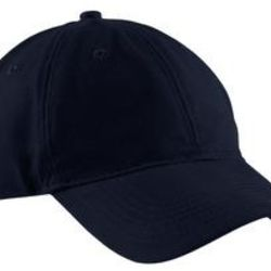 Brushed Twill Low Profile Cap Thumbnail