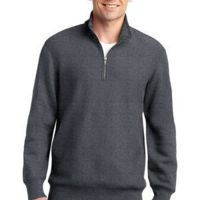 Super Heavyweight 1/4 Zip Pullover Sweatshirt Thumbnail
