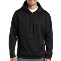 Sport Wick ® Fleece Hooded Pullover Thumbnail