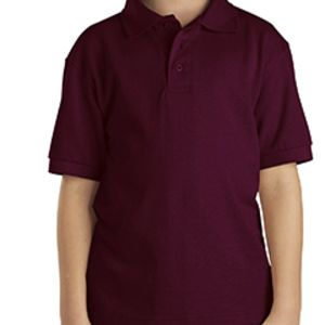 Boy's Short-Sleeve Performance Polo Thumbnail