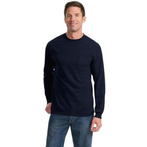 Long Sleeve Essential Pocket Tee Thumbnail