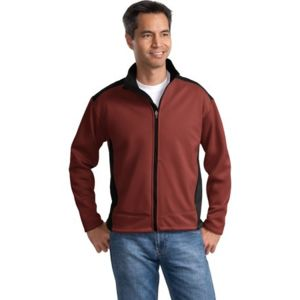Two Tone Soft Shell Jacket Thumbnail