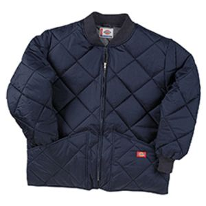 Unisex Diamond Quilted Nylon Jacket Thumbnail