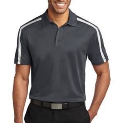 Silk Touch™ Performance Colorblock Stripe Polo Thumbnail