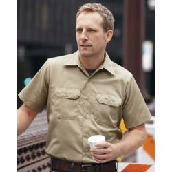 Utility Short Sleeve Work Shirt Thumbnail