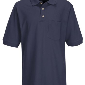 Inner Harbor Basic Piqué Polo With Pocket Thumbnail