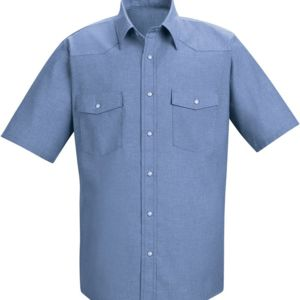 Deluxe Western Style Short Sleeve Shirt Thumbnail