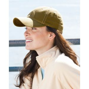 Contrast Color Stitched Cap Thumbnail