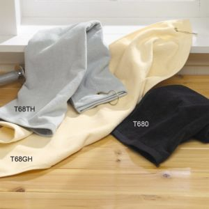 Tri-Fold Hand Towel with Grommet and Hook Thumbnail