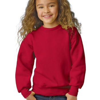 Ecosmart® Youth Crewneck Sweatshirt Thumbnail
