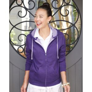 Juniors' Two-Color Deluxe Fleece Thumbnail