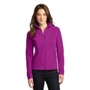 Ladies Full Zip Microfleece Jacket Thumbnail