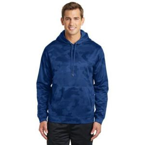 Sport Wick ® CamoHex Fleece Hooded Pullover Thumbnail