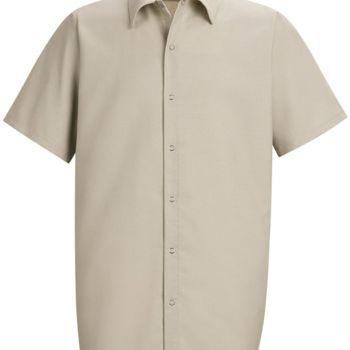 Specialized Short Sleeve Pocketless Work Shirt Thumbnail