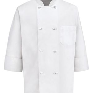 Eight Knot Button Chef Coat Thumbnail