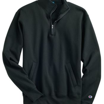 Double Dry Eco 1/4 Zip Pullover Thumbnail