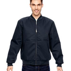 Men's 8 oz. Industrial Insulated Team Jacket Thumbnail