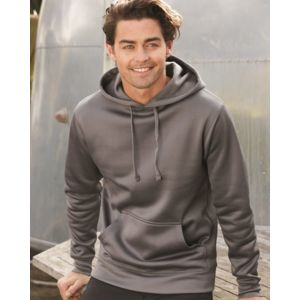 Poly-Tech Hooded Pullover Sweatshirt Thumbnail