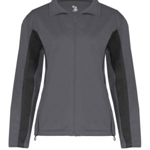 Brushed Tricot Women's Drive Jacket Thumbnail