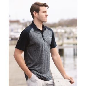 Heather Block Sport Shirt Thumbnail