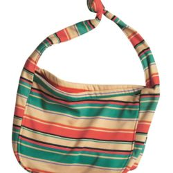 Pro-Weave Striped Slouch Bag Thumbnail