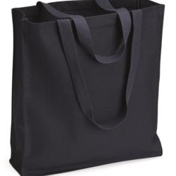 13.7L Gusseted Canvas Shopper Thumbnail