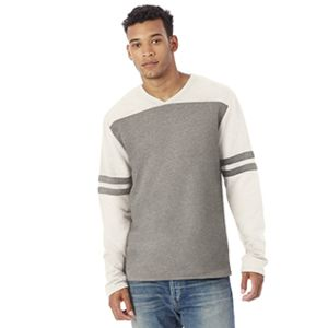Men's French Terry Trainer L/S Pullover Thumbnail