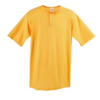 Youth Two-Button Baseball Jersey Thumbnail