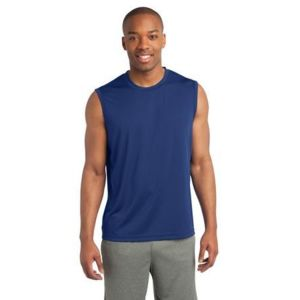 Sleeveless PosiCharge™ Competitor™ Tee Thumbnail