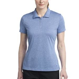 Golf Ladies Dri FIT Heather Polo Thumbnail