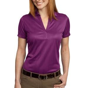 Ladies Performance Fine Jacquard Polo Thumbnail