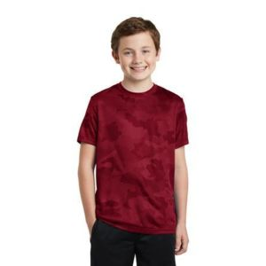 Youth CamoHex Tee Thumbnail