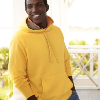 Nano Hooded Pullover Sweatshirt Thumbnail