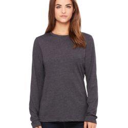 Women's Relaxed Long Sleeve Jersey Tee Thumbnail