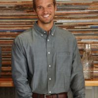 Long Sleeve Stain Resistant Oxford Shirt Thumbnail