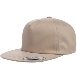 Unstructured Five-Panel Snapback Cap Thumbnail