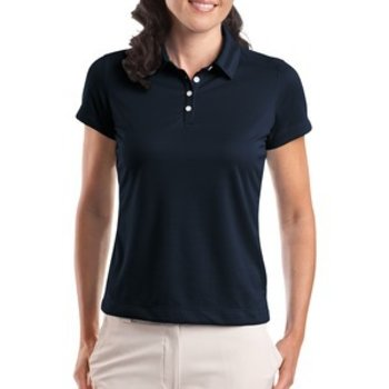 Golf Ladies Dri FIT Pebble Texture Polo Thumbnail