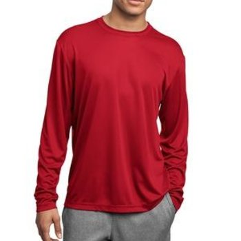 Tall Long Sleeve PosiCharge™ Competitor™ Tee Thumbnail