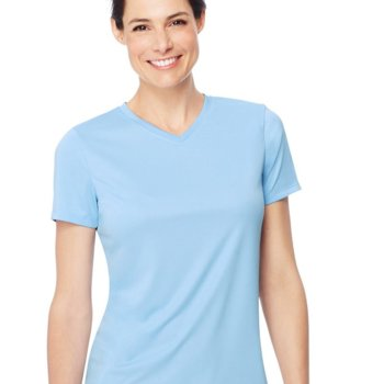 Cool DRI® Women's Performance V-Neck Tee Thumbnail